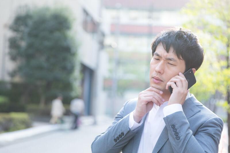 LINEより電話が好き